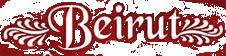 Logo Restaurante Beirut